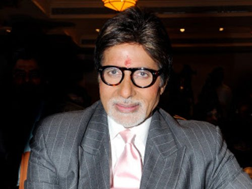 Fifty per cent work force on sets is female: Amitabh Bachchan
