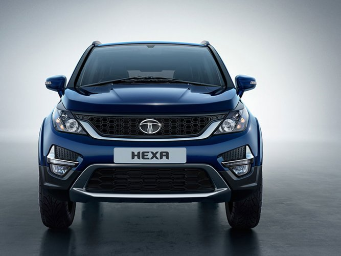 Tata Motors launches Hexa