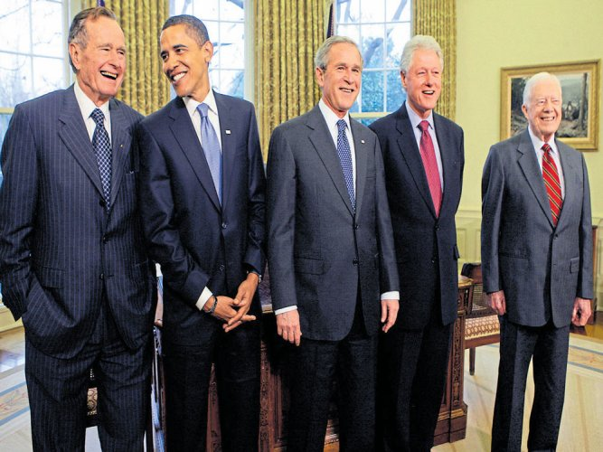 How the presidency changed Obama