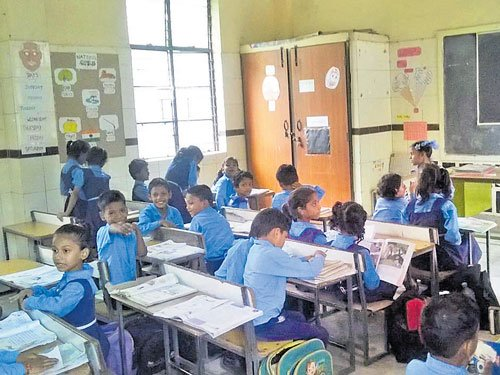 Only 42% of Class 5 students can read Class 2 text, saysreport