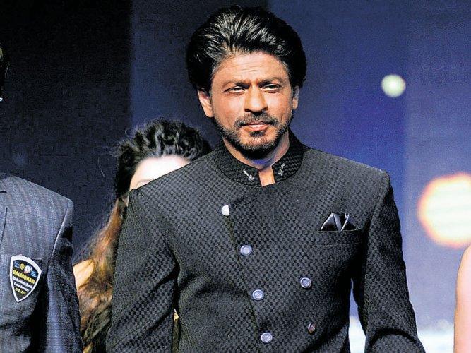 Liked Sahir Ludhianvi script, yet to take a call: SRK