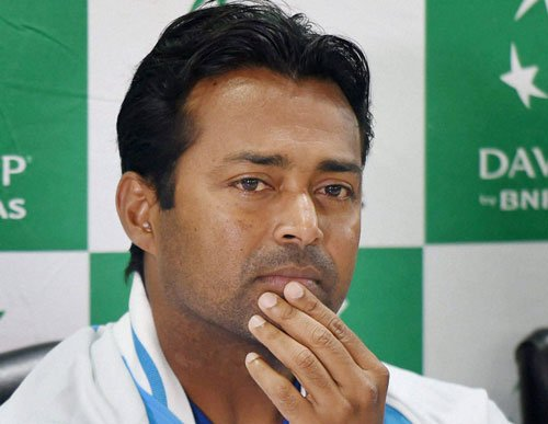Paes, Sharan-Raja bow out of Aussie open men's doubles