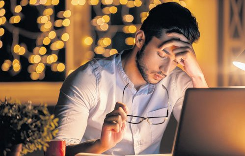 Work-related stress may cause cancer in men: study