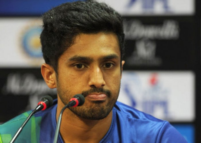 I get recognised after triple ton: Karun Nair