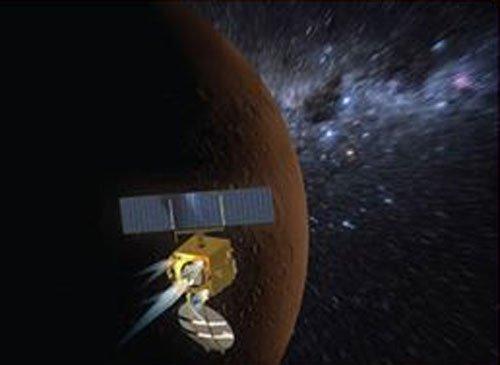 ISRO realigns orbit of Mars mission spacecraft 'Mangalyaan'