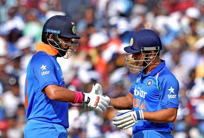 Yesterday Once More: Dhoni, Yuvraj power India to series win