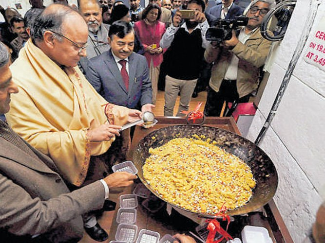 Halwa ceremony flags off Budget countdown