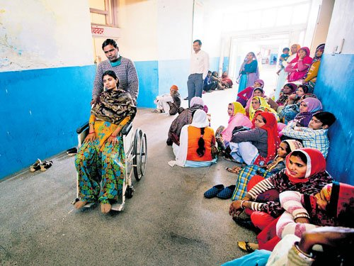 Patients suffer as pvt hospitals continue to refuse treatment under govt schemes