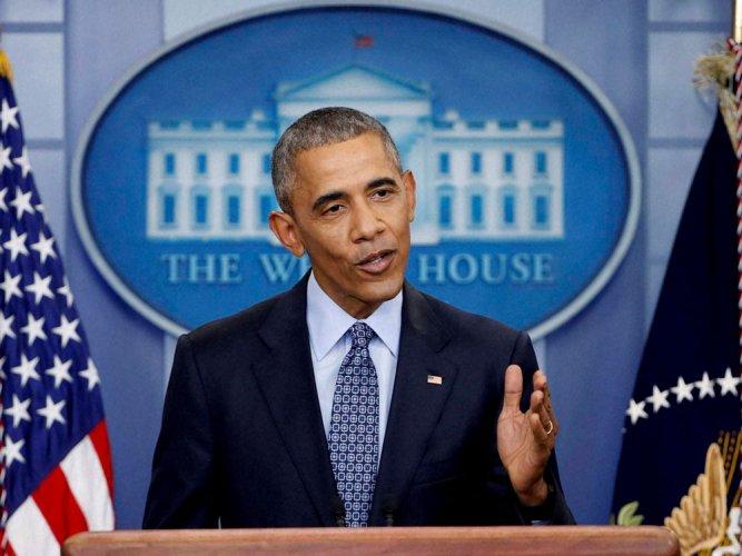 Obama writes thankyou letter for his countrymen
