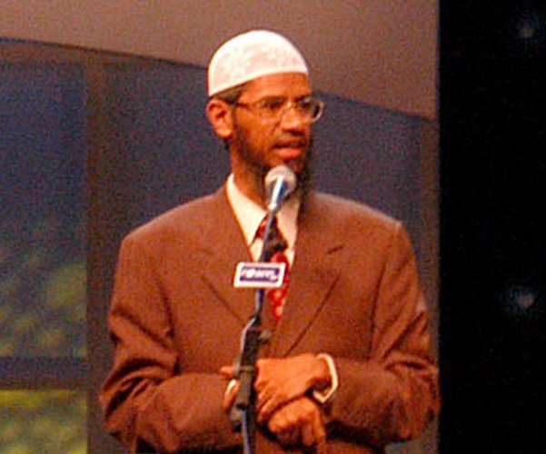 ED issues summons to Zakir Naik