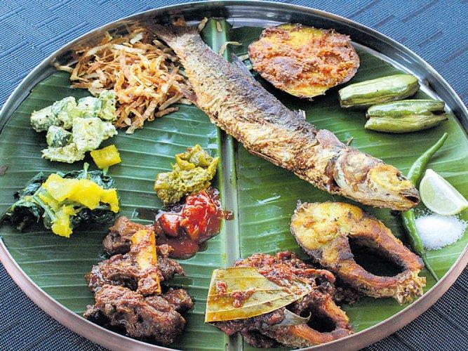 The Odiya platter