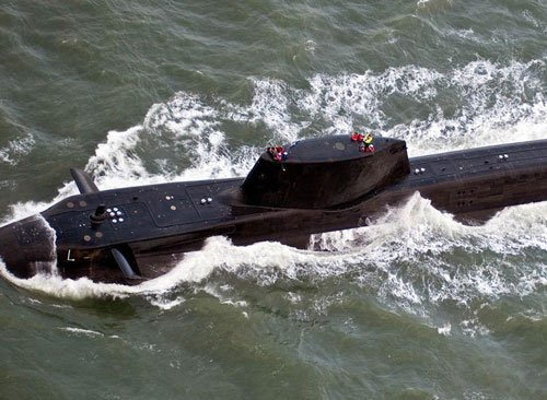 Navy to induct two submarines