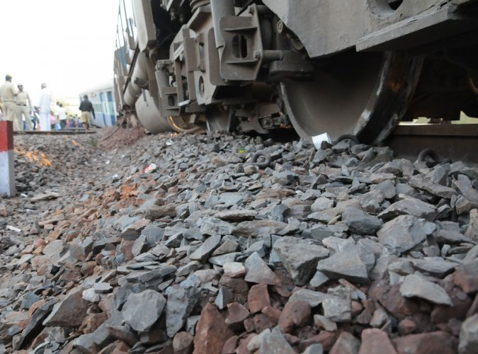 10 coaches of Ranikhet Express derail in Rajasthan