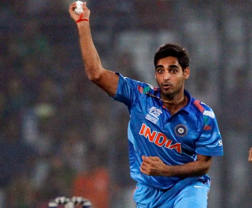 Bhuvi credits IPL for improvement in death bowling