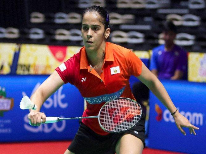 Saina a win away from Malaysia Masters title