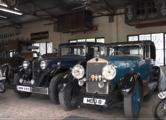 The Car Doc: He brings vintage cars back to life