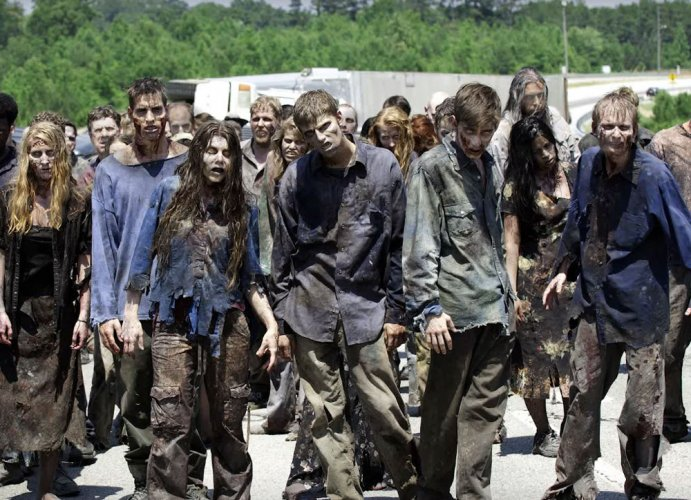 Zombies would wipe out humans in just 100 days: study