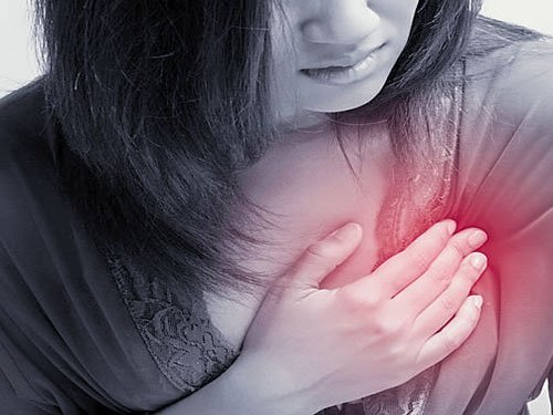 Disadvantaged women more prone to heart attack than men: Study