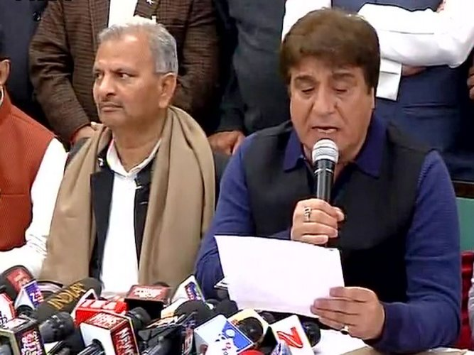 SP, Cong clinch poll alliance in UP