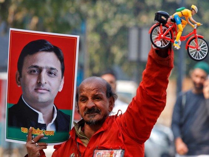 Realpolitik forces SP-Congress alliance in UP