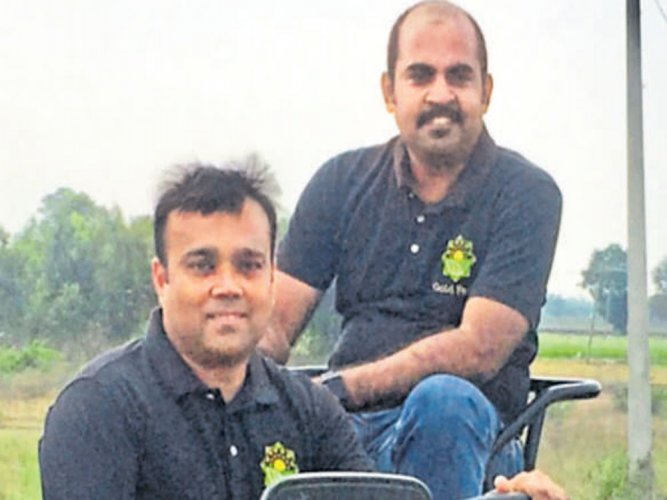 Gold Farm: Making cultivation easy through ecommerce