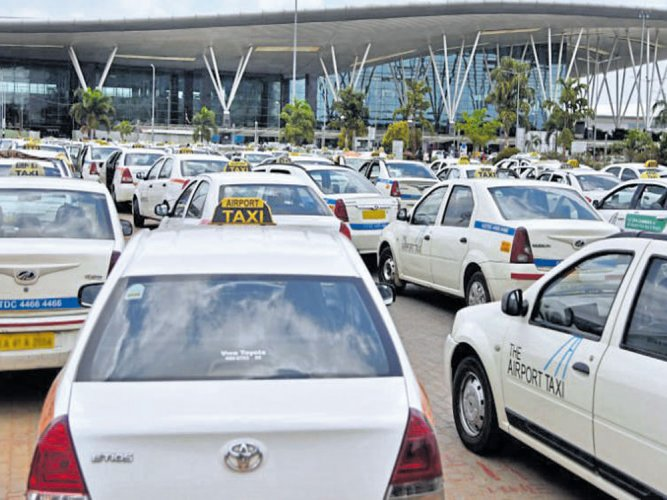 Hit by RTOfee hike, auto, taxi drivers to protest on Feb 15