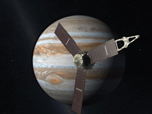 Now, choose which Jupiter sites NASA's Juno probe will image!
