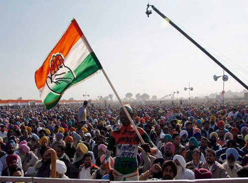 Youth Cong prez on poll panel radar for indulging in paid news
