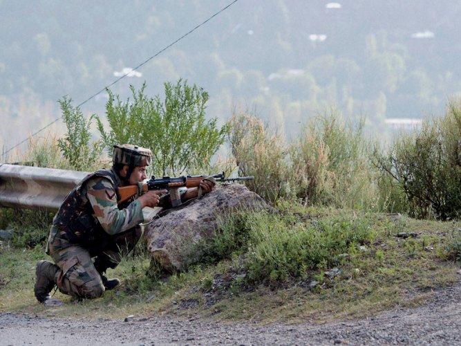 Two LeT militants killed in encounter in J&K's Ganderbal