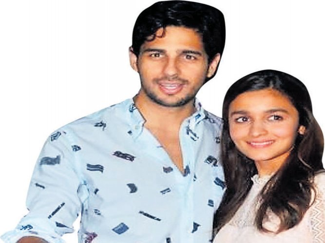 Alia and I are 'friends': Sidharth Malhotra