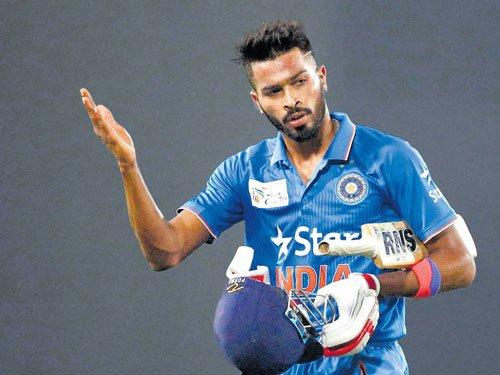 Dravid's tips helped Pandya