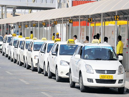 Officials call meeting after Ola, Uber cab drivers protest