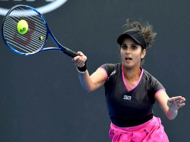 Sania-Dodig pair prevails in clash against Bopanna-Gabriela