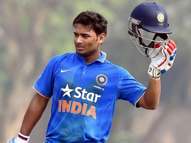 Time for Pant and Co. to make it count on big stage