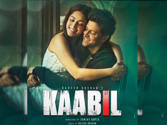 Hope you are proud of me with 'Kaabil': Hrithik to Shah Rukh