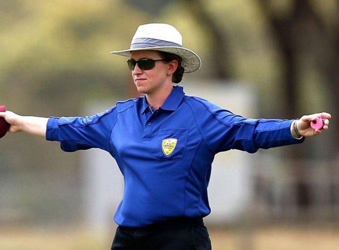ICC names 4 women in umpiring panel for Women's WC Qualifier
