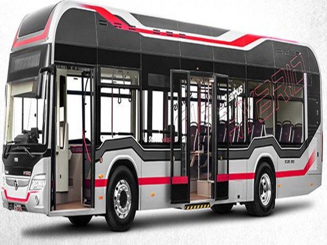 Tata Motors launches electric,hybrid buses priced up to Rs 2cr