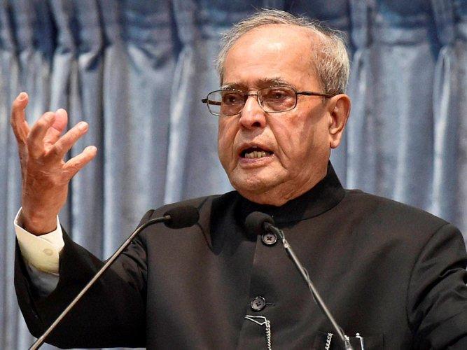 Republic Day eve address: President bats for simultaneous polls