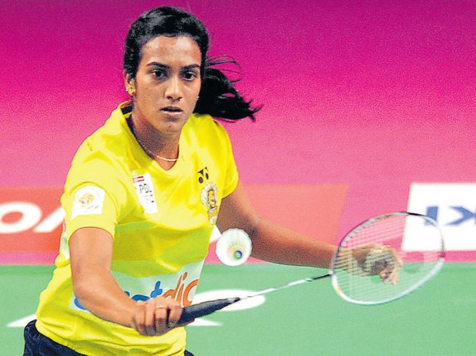 Sindhu eases into pre-quarterfinals