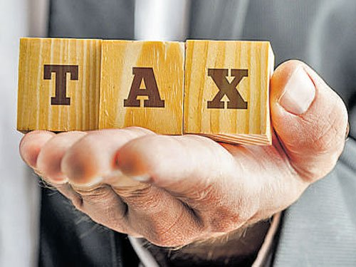 Salaried class may get big I-T relief