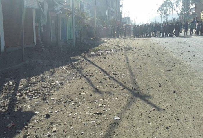 7 blasts in Assam, Manipur on Republic Day
