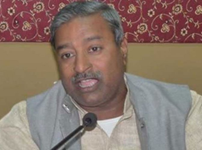 Ram temple issue will always be alive: Katiyar