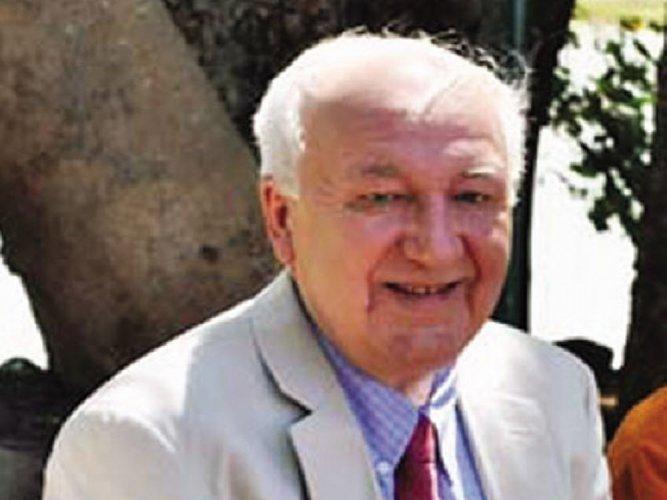 Russian envoy Alexander M Kadakin passes away