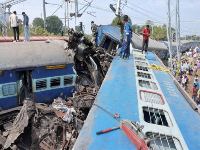 NIA to probe sabotage angle in train derailments in Kanpur, Andhra