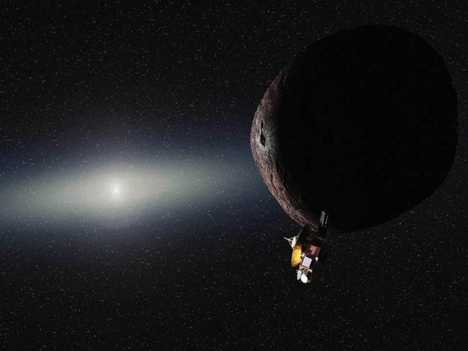 NASA spacecraft to explore ancient object beyond Pluto