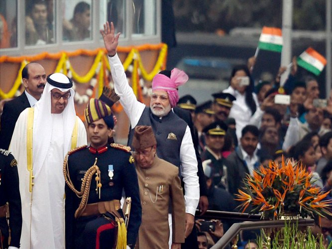 India-UAE condemn State-backed use of religion to sponsor terrorism