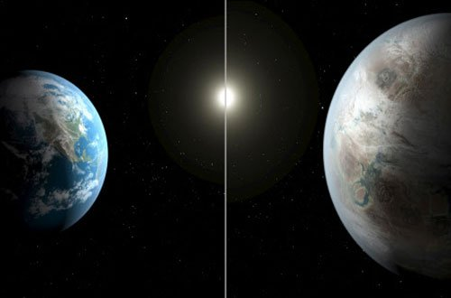 Earth, Moon formed from similar materials: study