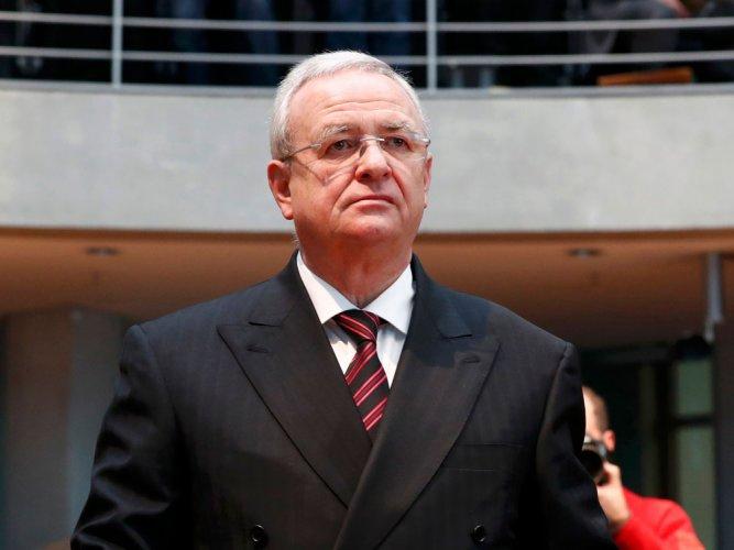 German prosecutors say probing former VW CEO for fraud