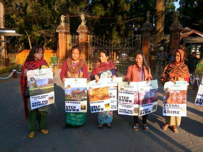 Women activists hail Meghalaya Guv's removal