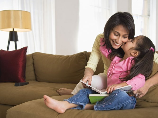 Do you make an effort to get to know your kids?